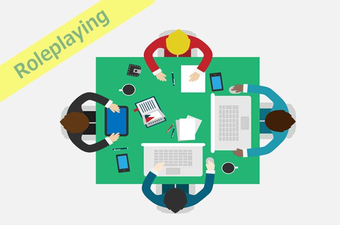 効果的な営業ロープレを進める上での5つのポイント