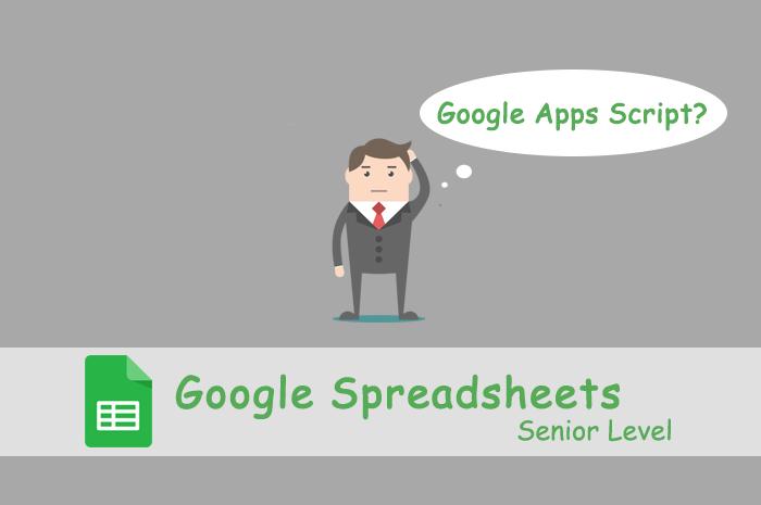 【上級編】スプレッドシート効率化術〜Google Apps Scriptを使ってみよう