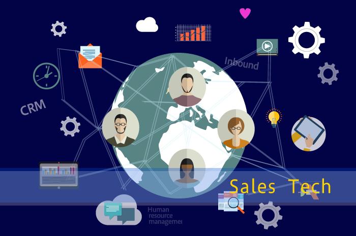 Sales Techが変える、これからの営業活動