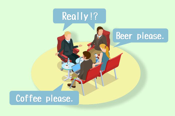 知っていて常識!?カフェでの商談マナーをクイズ形式で解説