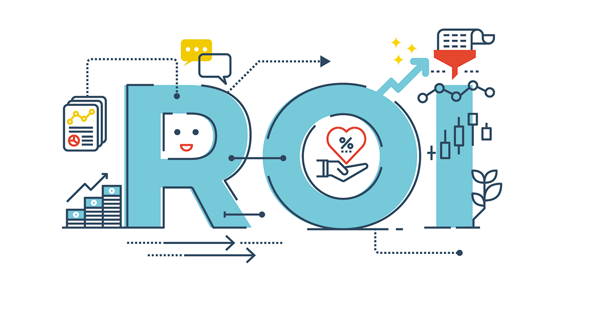 ROIの意味は?計算式まで理解して投資効果を正しく見極めよう!