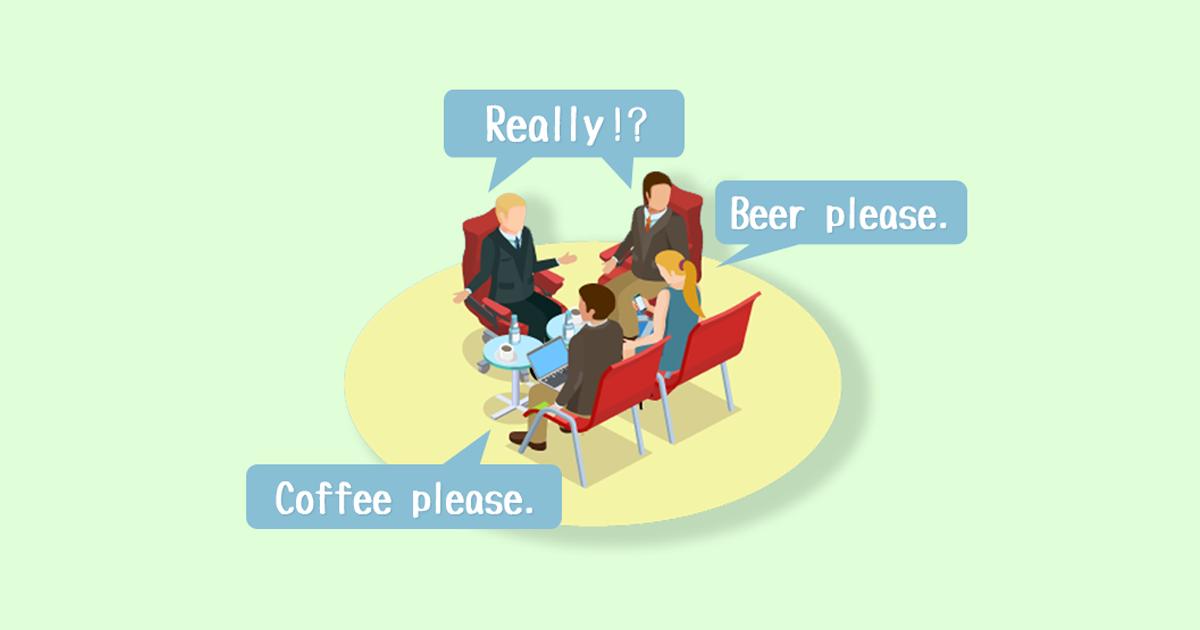 知ってて当たり前!?カフェでの商談マナーをクイズ形式で解説