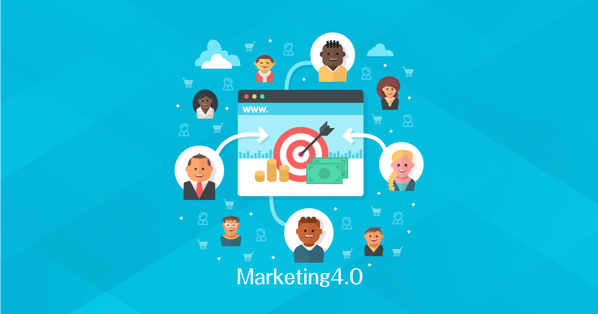 BtoBでマーケティング4.0は可能か?顧客との「共創」の時代へ