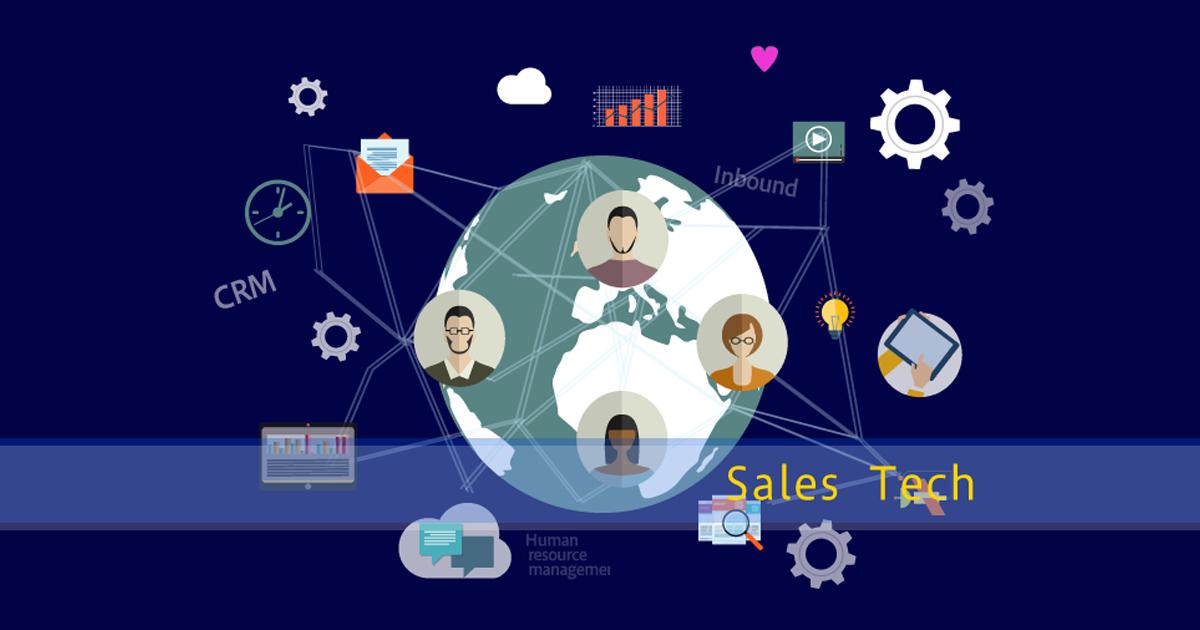 【最新】Sales Tech(セールステック)が変える、これからの営業活動