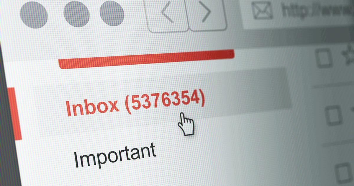 受信メール4つの整理術~メール対応に追われる営業担当へ~