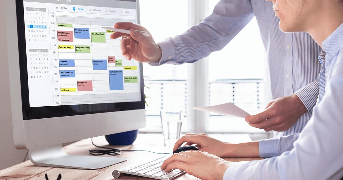 スケジュール管理は営業の必須スキル!管理上手になるの3つのポイントは?