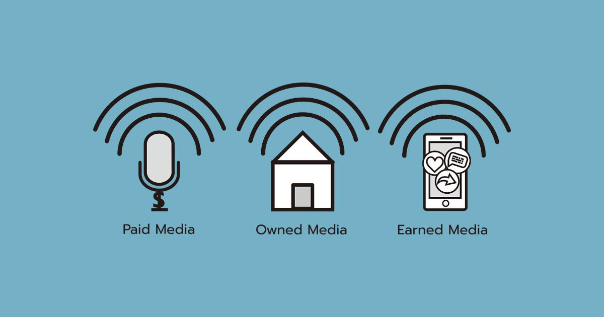 今さら聞けない「トリプルメディア」とは?新基準PESOも詳しく解説