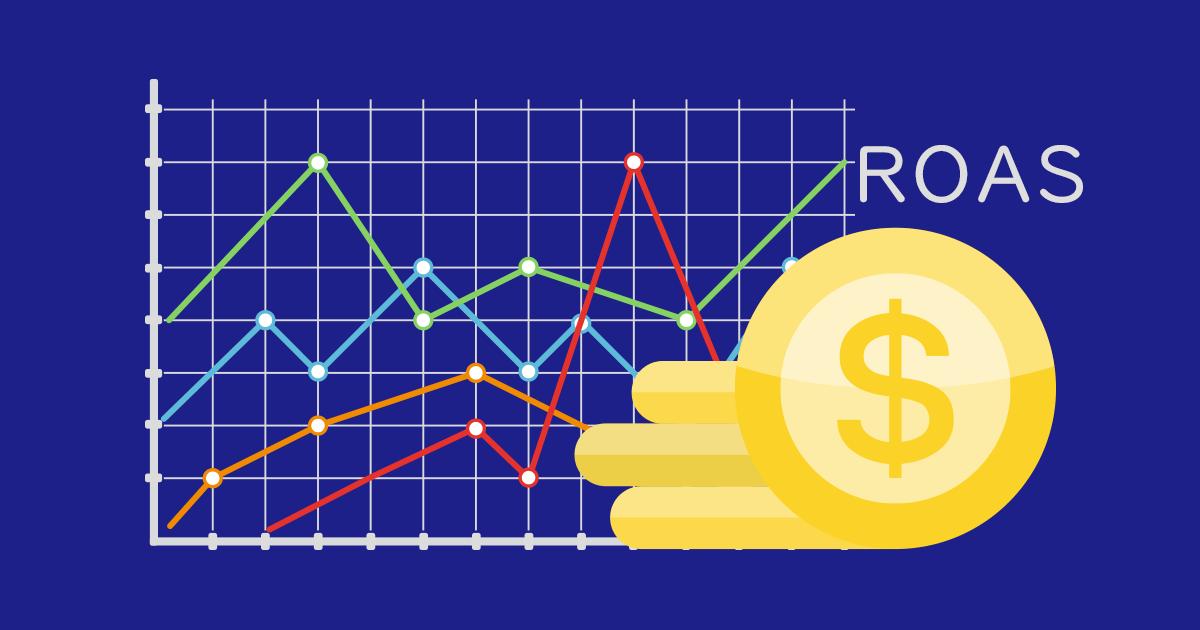 広告の費用対効果を正しく測定する。ROASの算出、活用方法