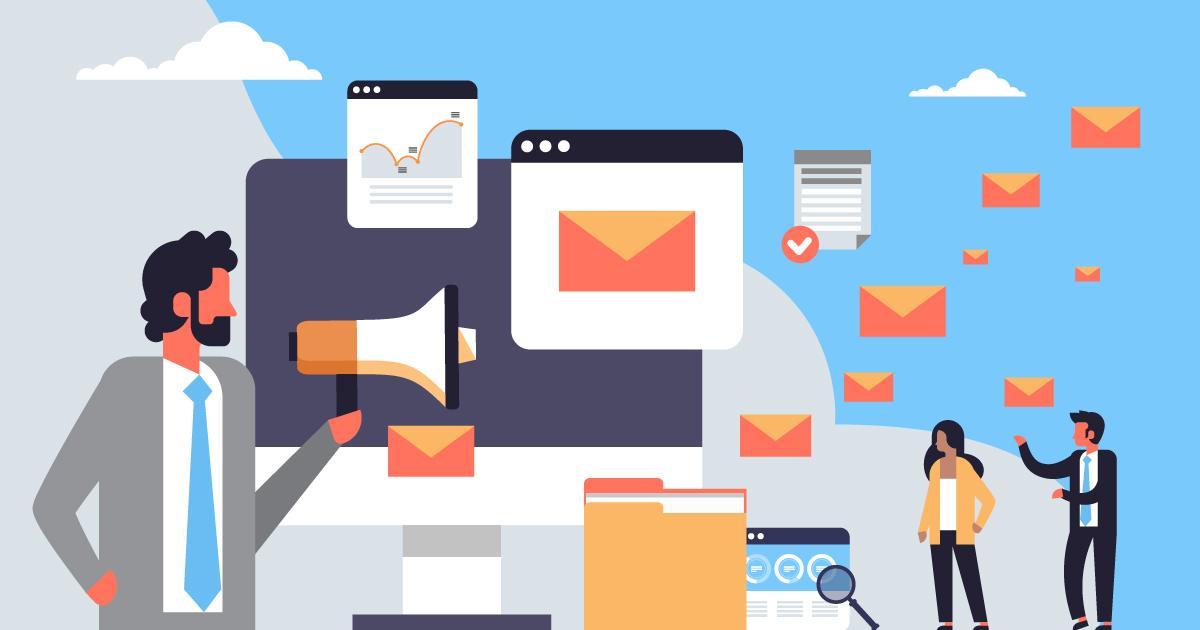 「ちょうどよい」配信で読んでもらう!メールマーケティングでの最適な配信頻度とは?