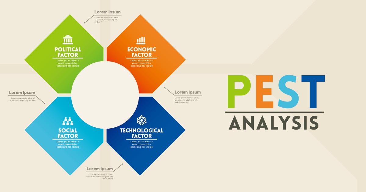 チャンスとリスクを発見するPEST分析の手法と注意点