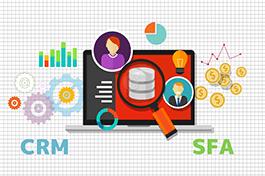 SFAとCRMの違いを知って、営業活動に役立てよう!