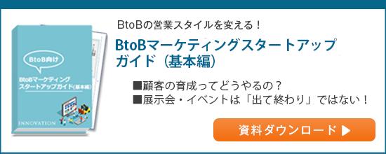 BtoBマーケティングスタートアップガイド(基本編)